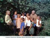 Елизавета Макарова, Виктор Нерытов и их юные друаья