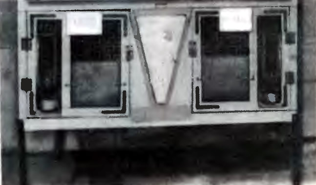 Клетка конструкции Кузьмина и Комова