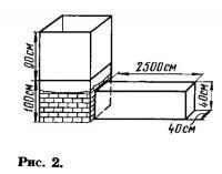 Рис. 2. Старая вентиляционная труба