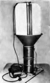 Электроуловители для уничтожения вредных насекомых