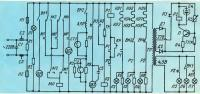 Рис. 7. Принципиальная электросхема