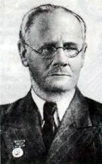 Виталий Иванович Эделъштейн — наставник огородников